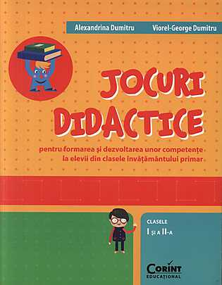 JOCURI DIDACTICE PENTRU CLASELE I SI A II-A. ED 2014