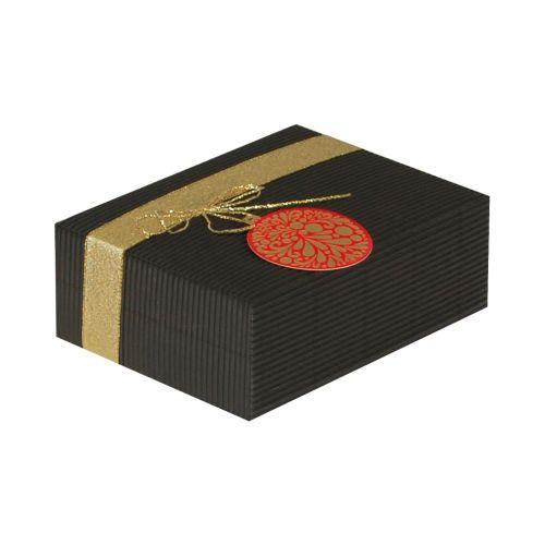 Cutie cadou Prestige M17 negru ornament