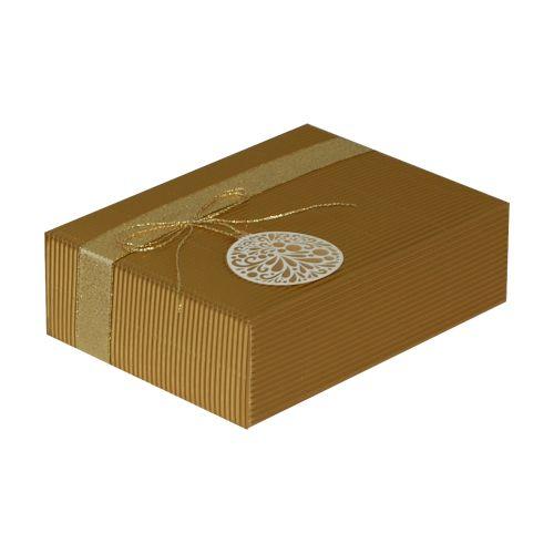 Cutie cadou Prestige M20 auriu ornament
