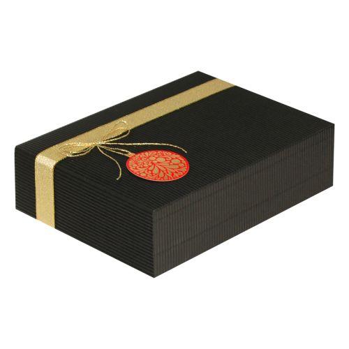 Cutie cadou Prestige M26 negru ornament