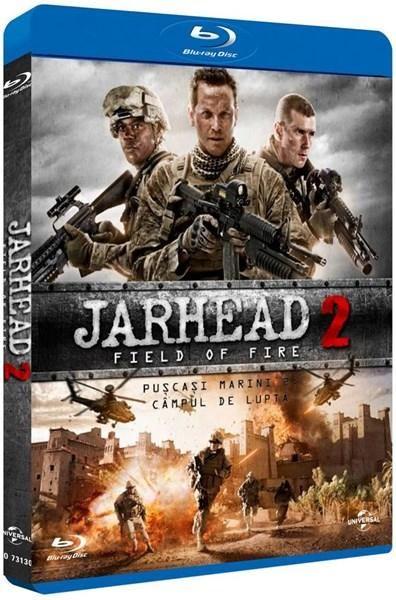 BD: JARHEAD 2: FIELD OF FIRE - PUSCASI MARINI 2: CAMPUL DE LUPTA