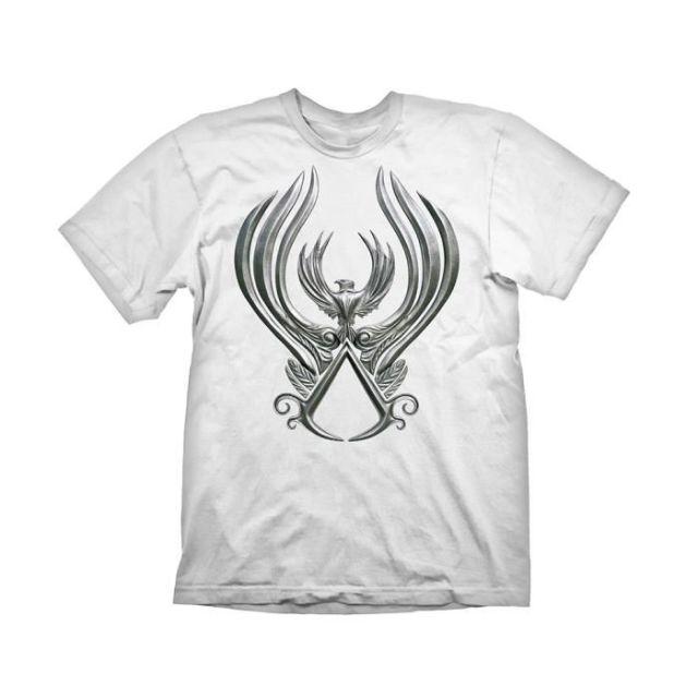 Assassins Creed T-Shirt Hashshashin Crest Size M