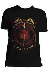 Game of Thrones T-Shirt Unbroken Size XL