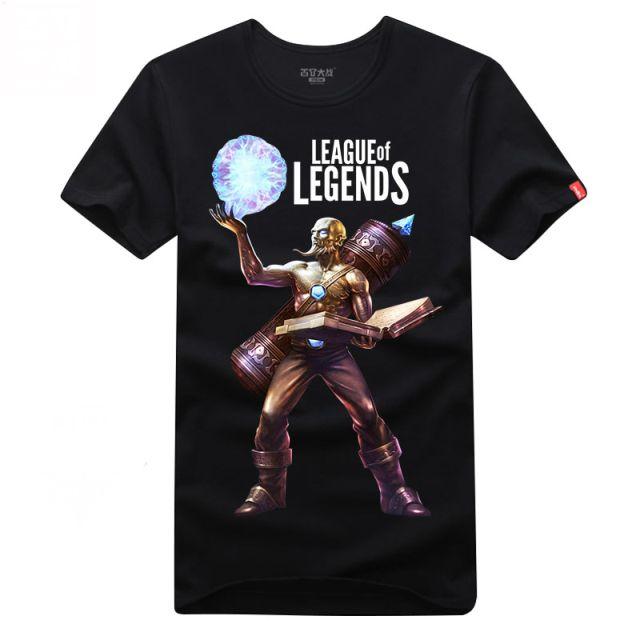 League of Legends T-Shirt Ryze Size XL