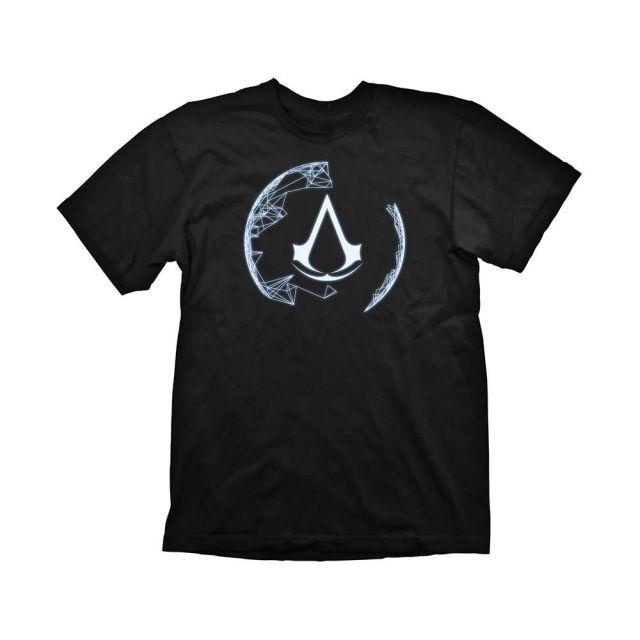 Assassins Creed 4 T-Shirt Animus Crest Size M