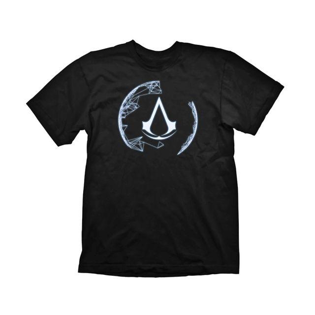 Assassins Creed 4 T-Shirt Animus Crest Size L