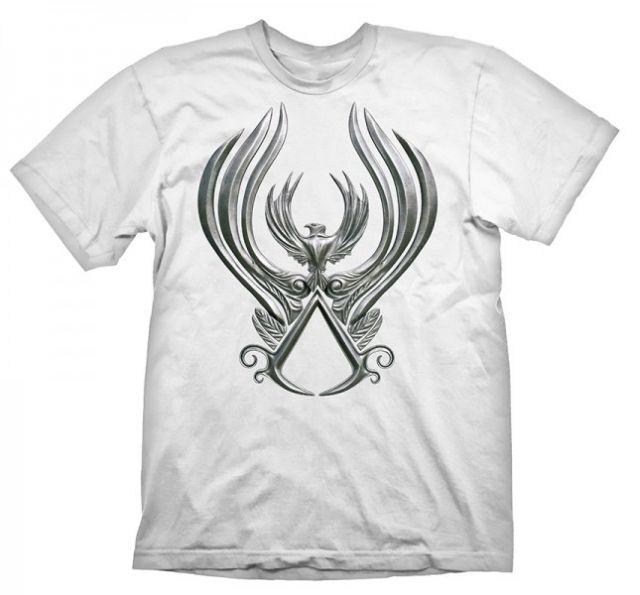 Assassins Creed T-Shirt Hashshashin Crest Size L