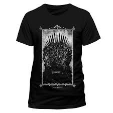 Game of Thrones T-Shirt Win or Die Size L