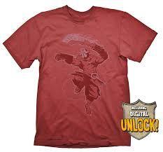 DOTA 2 T-Shirt Juggernaut + Ingame Code Size L