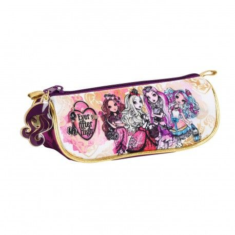 Pouch triunghiular 20x8.5cm,Ever After High