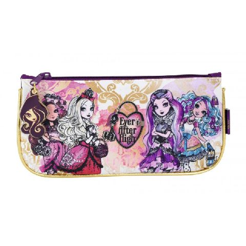 Pouch 23x11cm,Ever After High