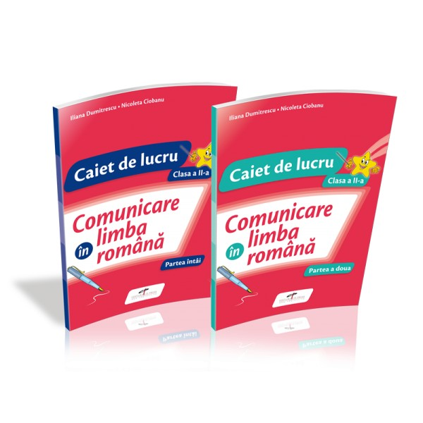 SET COMUNICARE IN LIMBA ROM CAIET CL a II- a