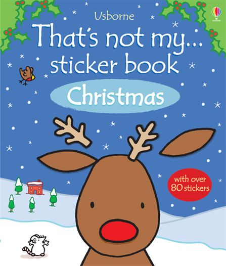 THAT'S NOT MY… STICKER BOOK: CHRISTMAS