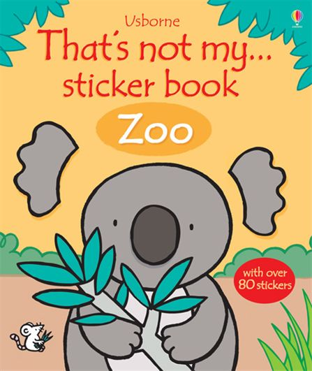 THAT'S NOT MY… STICKER BOOK: ZOO