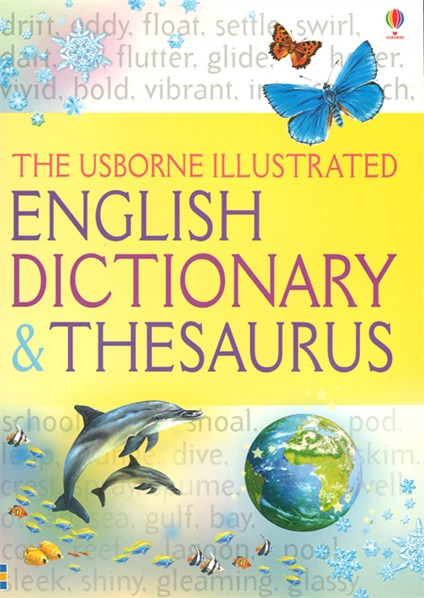 ILLUSTRATED DICTIONARY & THESAURUS, COLLECTION