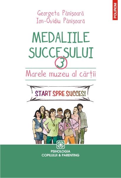 MEDALIILE SUCCESULUI, VOL 3. MARELE MUZEU AL CARTII