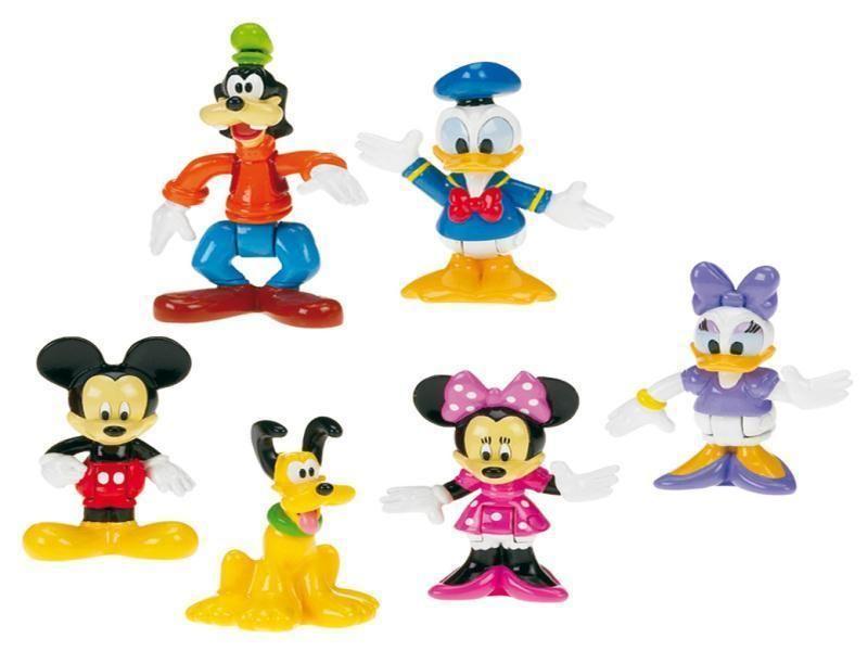 Figurina 14cm, clubul lui Mickey,div.modele
