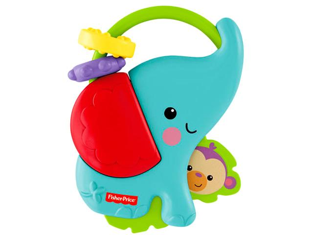 Elefant cucu-bau,Fisher Price