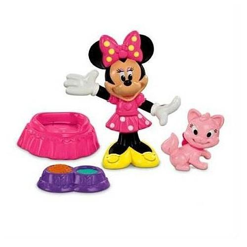 Figurina cu animal companie,Minnie