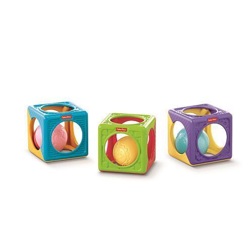 Cuburi bebe,Fisher Price