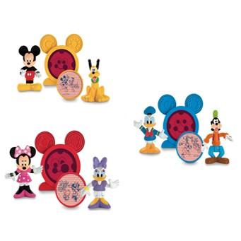 Figurina Mickey cu accesorii,2/set