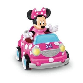 Figurina cu masina,Minnie
