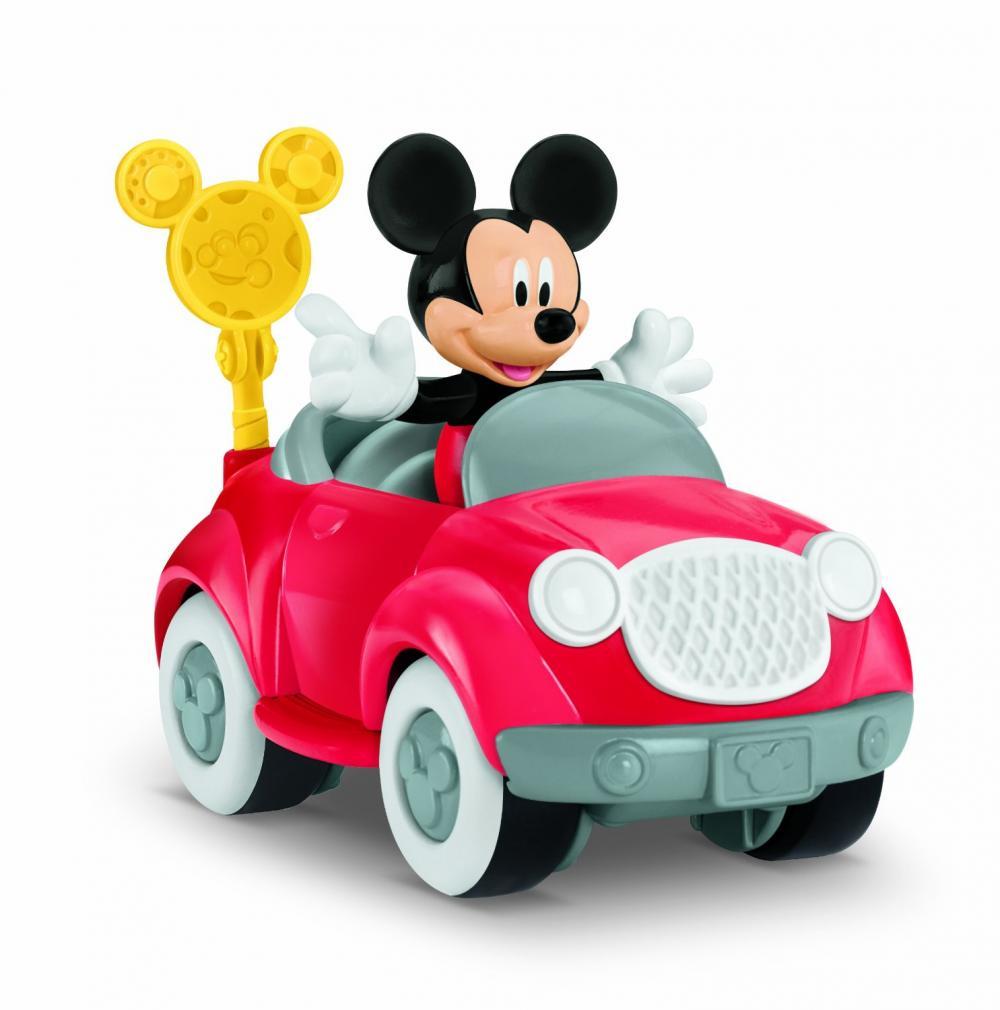 Vehicul cu figurina,Mickey