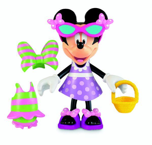 Figurina Minnie cu accesorii