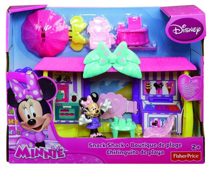 Figurina cu magazin plaja,Minnie