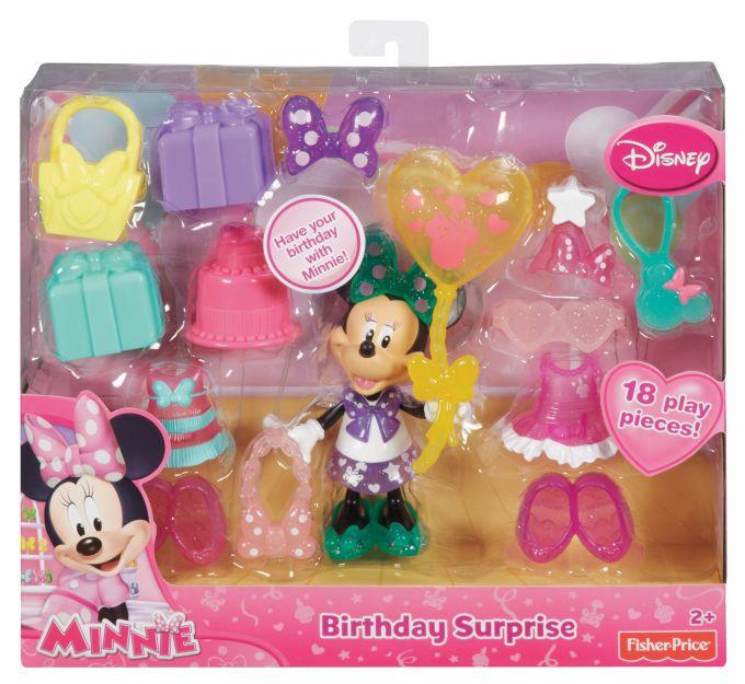 Figurina cu accesorii aniversare,Minnie