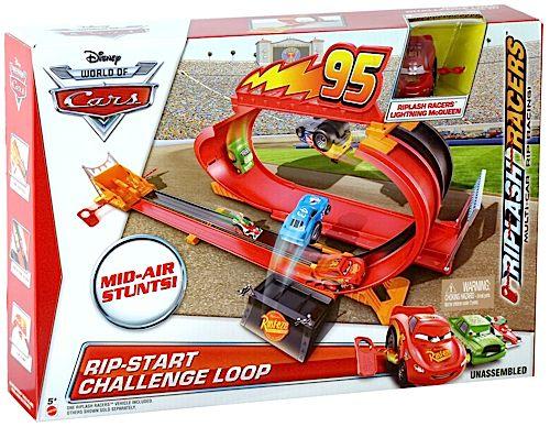 Circuit Cars Riplash Racers cu masina