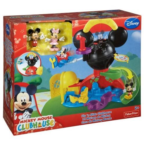 Clubul lui Mickey+2 figurine