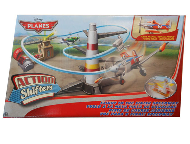 Pista Planes Action Shifters