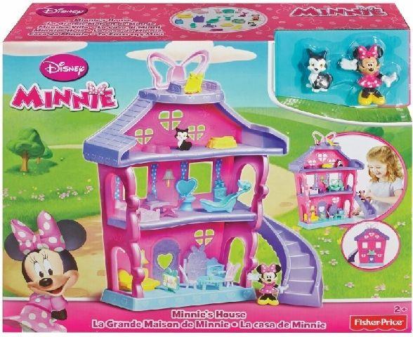 Casa cu accesorii,Minnie