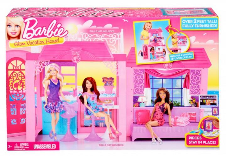 Casa de vacanta,Barbie