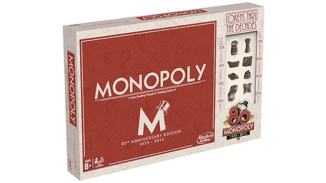 Joc Monopoly,editie aniversara