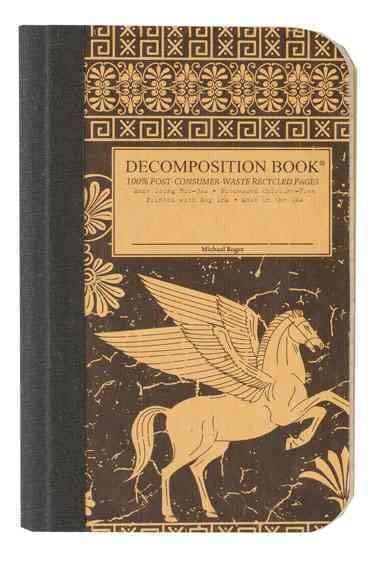 Caiet A6,h.reciclata,dict,Pegasus