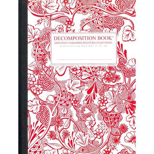 Caiet A4,h.reciclata,dict,Wild Garden