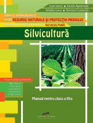 SILVICULTURA CLS IX