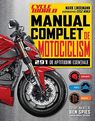 MANUAL COMPLET DE MOTOCICLISM