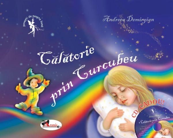 CALATORIE PRIN CURCUBEU + CD AUDIO