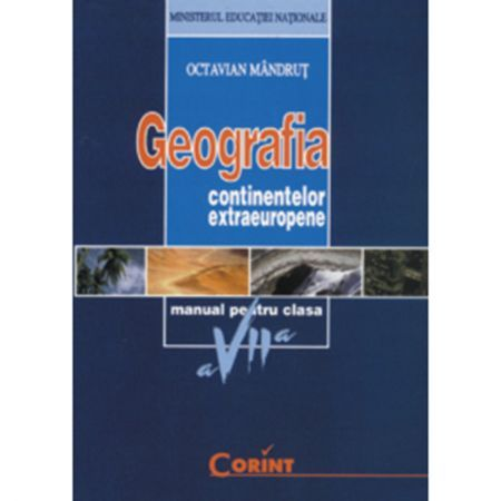 MANUAL CLS. A VII-A - GEOGRAFIE