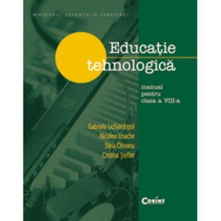 MANUAL CLS VIII - EDUCA IE TEHNOLOGICA -LIGHIAR