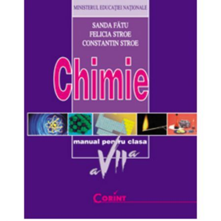 MANUAL CLS VII - CHIMIE .
