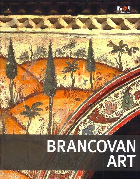 ARTA BRANCOVENEASCA IN ROMANIA (ENGLEZA)
