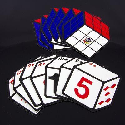 Carti de joc Cub Rubik