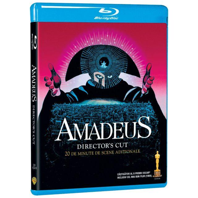 BD: AMADEUS - DIRECTOR'S CUT
