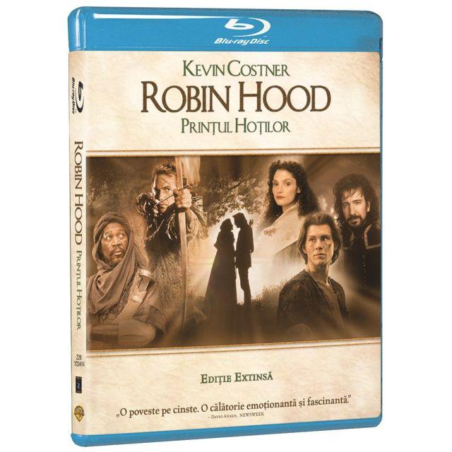 BD: ROBIN HOOD PRINTUL HOTILOR - PRINCE OF THIEVES DC