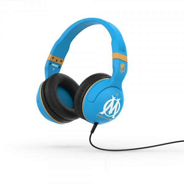 Casti Skullcandy Hesh Olympique Blue/Gold
