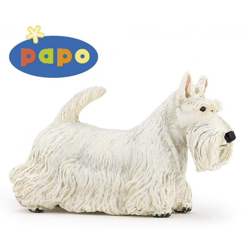 Figurina Papo,caine Scottish terrier